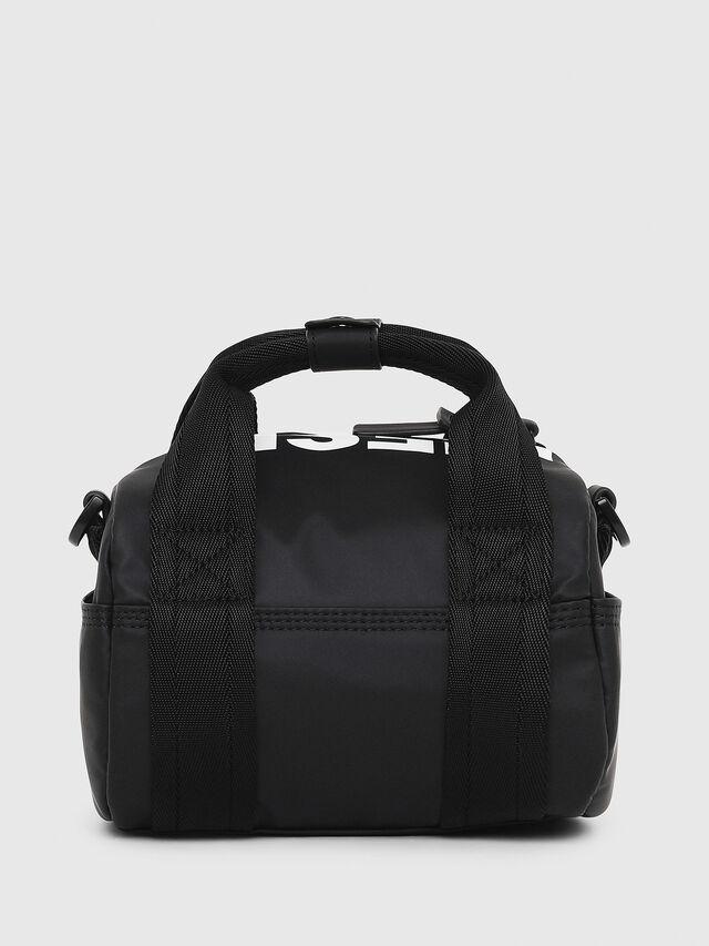 Diesel - F-BOLD MINI, Black - Satchels and Handbags - Image 2