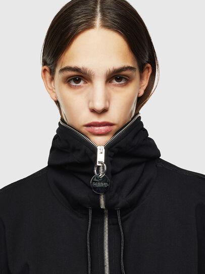 Diesel - F-HALLY, Black - Sweaters - Image 2