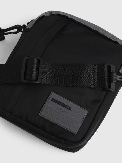Diesel - ODERZO, Black - Crossbody Bags - Image 4