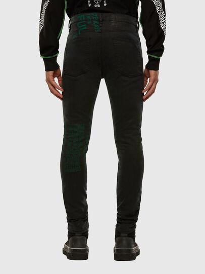 Diesel - D-Reeft JoggJeans 009HD, Black/Dark grey - Jeans - Image 2