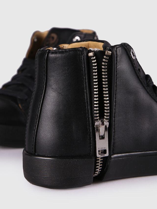 KIDS SN MID 24 NETISH YO, Black - Footwear - Image 5