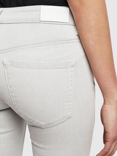 Diesel - Slandy 0097F, Light Grey - Jeans - Image 4