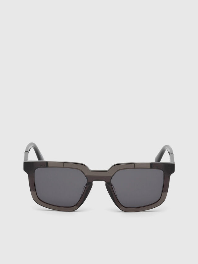 Diesel - DL0271, Black - Sunglasses - Image 1