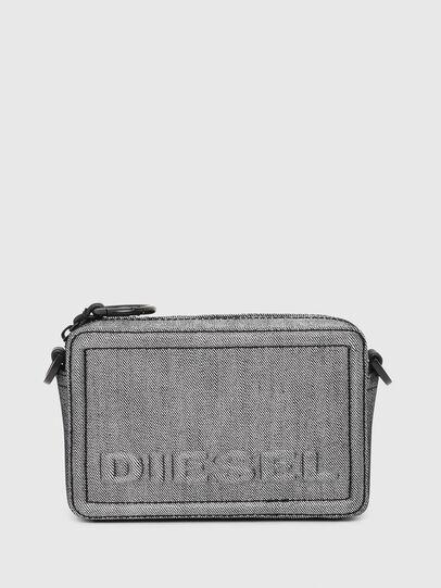 Diesel - ROSA', Grey - Crossbody Bags - Image 1