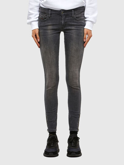 Diesel - Slandy Low 069MY,  - Jeans - Image 1
