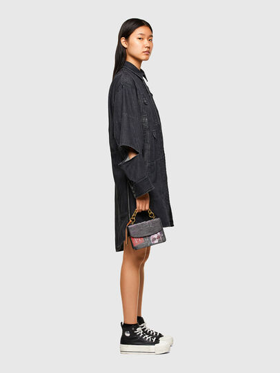Diesel - DE-BLANCLE, Black - Dresses - Image 7