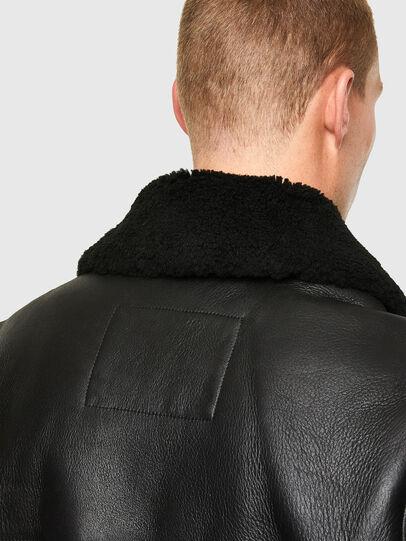 Diesel - L-ARNOLD,  - Leather jackets - Image 4