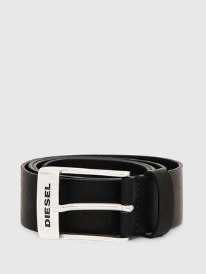 B-TOMBOLO, Black - Belts