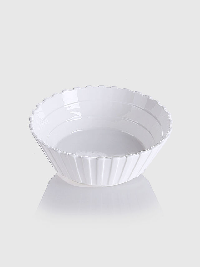 Living 10981 MACHINE COLLEC, White - Bowl - Image 1
