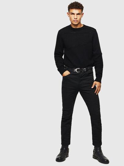 Diesel - K-PATHY, Black - Knitwear - Image 5