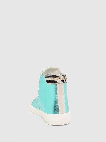 Diesel - S-MYDORI MC W, Azure - Sneakers - Image 4