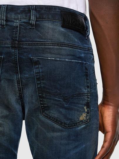 Diesel - KROOLEY JoggJeans® 069NP, Dark Blue - Jeans - Image 6