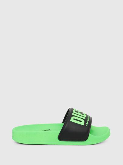 Diesel - SA-MAYEMI CH, Green/Black - Footwear - Image 1
