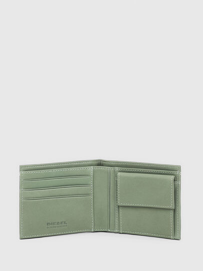 Diesel - HIRESH S, Green - Small Wallets - Image 3