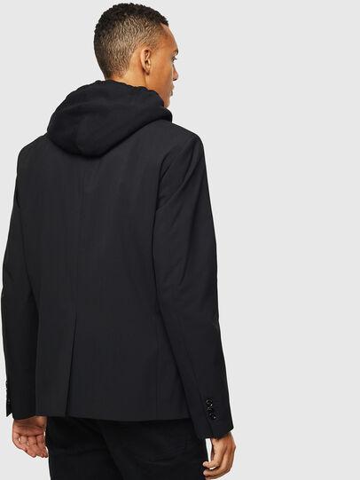 Diesel - J-HOOK, Black - Jackets - Image 2