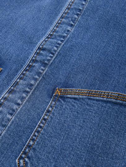 Diesel - DEDATY, Blue Jeans - Dresses - Image 3