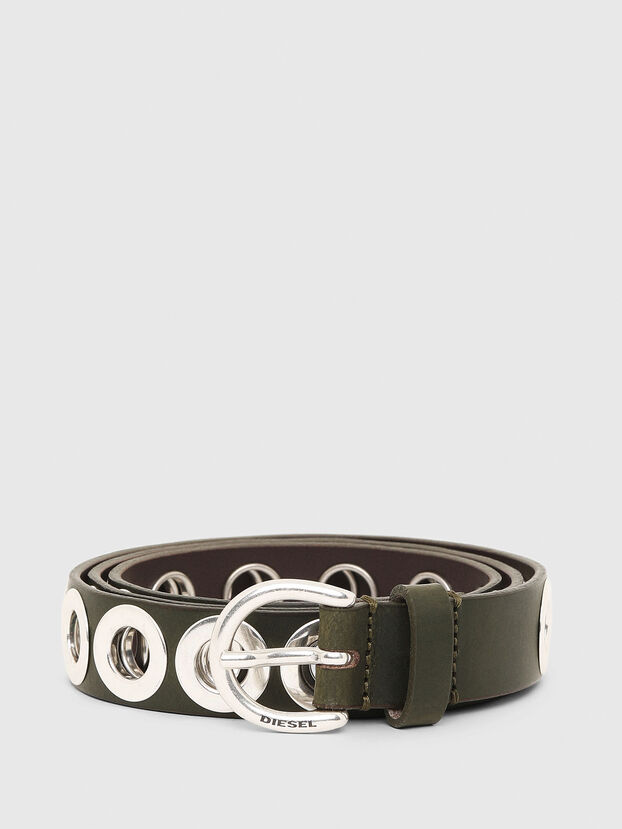 B-SPARK, Olive Green - Belts