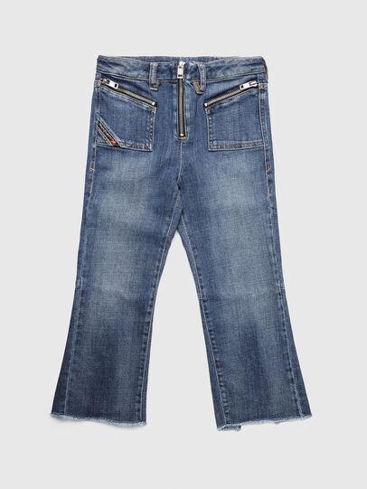 Diesel - D-EARLIE-J, Medium blue - Jeans - Image 1