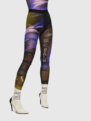 P-ASRIN-D, Multicolor - Pants