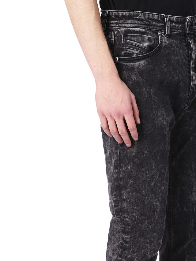 TYPE-2830, Black Jeans