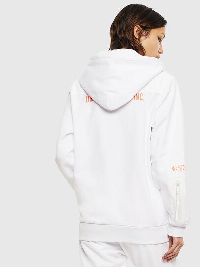Diesel - S-DIEX, White - Sweaters - Image 4