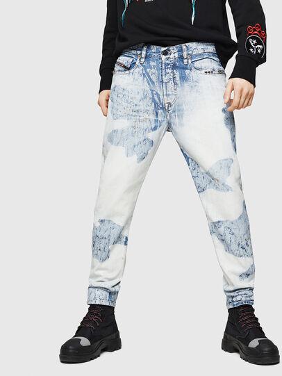 Diesel - Mharky 0890P, Light Blue - Jeans - Image 1
