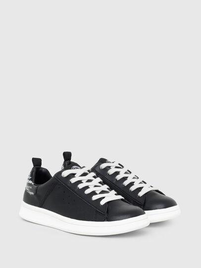 Diesel - SN LOW LACE 11 FULL, Black - Footwear - Image 2