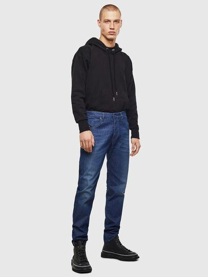 Diesel - D-Bazer 069LQ, Medium blue - Jeans - Image 5