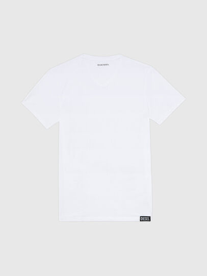 Diesel - UMTEE-MICHAEL3PACK, White - Tops - Image 2