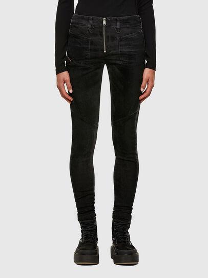 Diesel - Slandy 069TC, Black/Dark grey - Jeans - Image 1