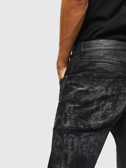 Diesel - D-Strukt 069KE, Black/Dark grey - Jeans - Image 3