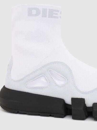 Diesel - H-PADOLA HSB, White - Sneakers - Image 5