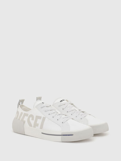 Diesel - S-DESE LOW CUT, White - Sneakers - Image 2