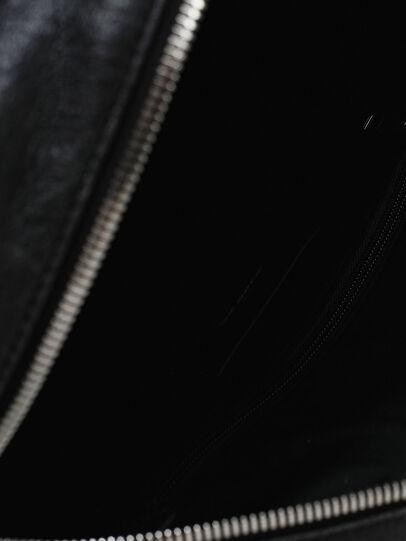 Diesel - ZAVIO, Black - Shopping and Shoulder Bags - Image 6