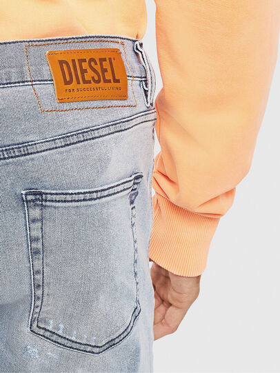 Diesel - D-Strukt 009BP, Light Blue - Jeans - Image 6