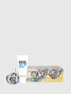 ONLY THE BRAVE 50 ML GIFT SET, White - Only The Brave