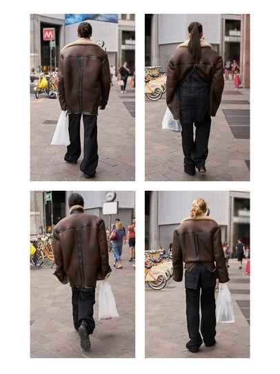 Diesel - GMLT01,  - Leather jackets - Image 4