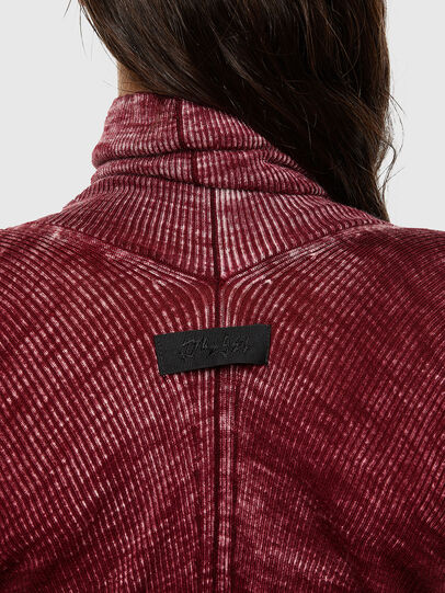 Diesel - M-ISABELLE, Brown - Knitwear - Image 3