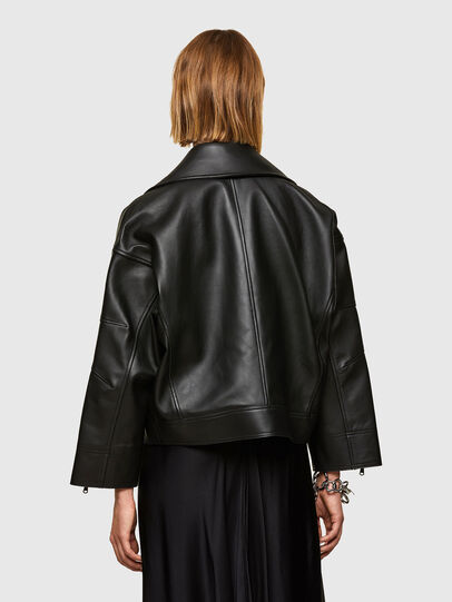 Diesel - L-HAZEL,  - Leather jackets - Image 2