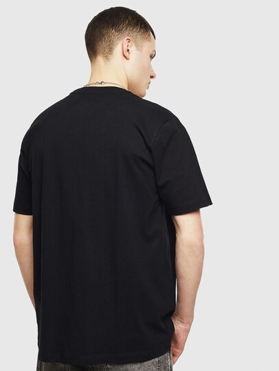 Diesel - T-JUST-T14, Black - T-Shirts - Image 2