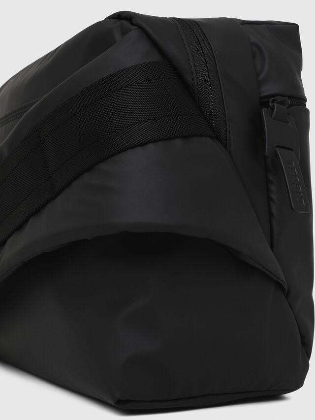 Diesel - F-BOLD CROSS, Black - Crossbody Bags - Image 4