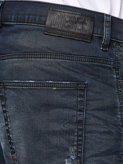 Diesel - D-VIDER JoggJeans® 069QH, Dark Blue - Jeans - Image 4
