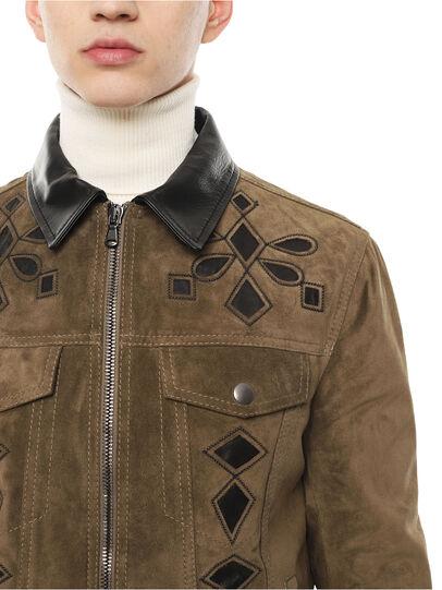 Diesel - LYRICH,  - Leather jackets - Image 4