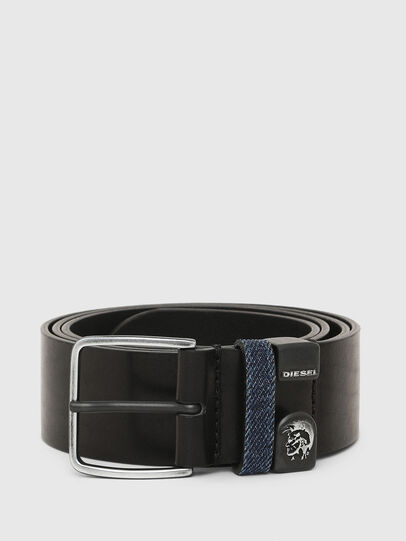 Diesel - B-MOHO, Black - Belts - Image 1