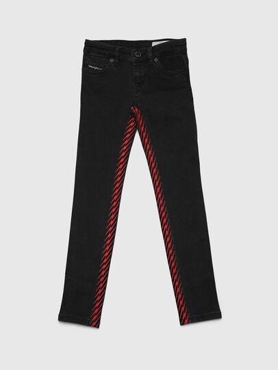 Diesel - SKINZEE-LOW-J-N, Black - Jeans - Image 1