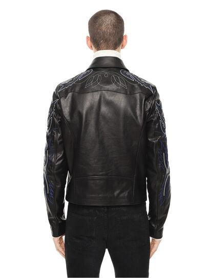 Diesel - LITEX,  - Leather jackets - Image 2