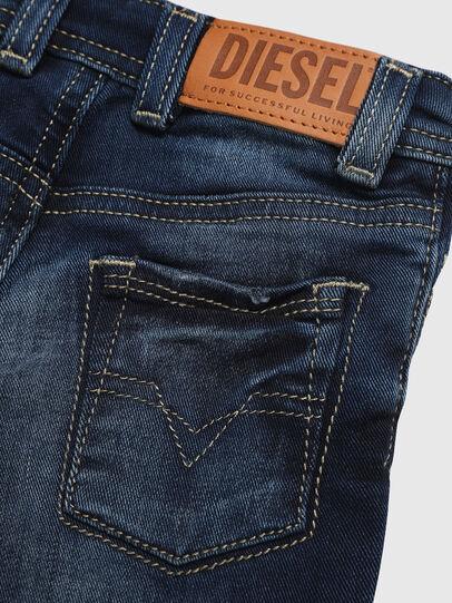 Diesel - SLEENKER-B-N, Medium blue - Jeans - Image 4