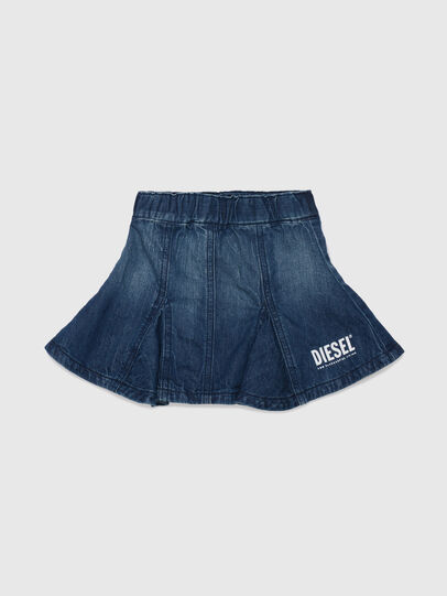 Diesel - GILLIB, Medium blue - Skirts - Image 2