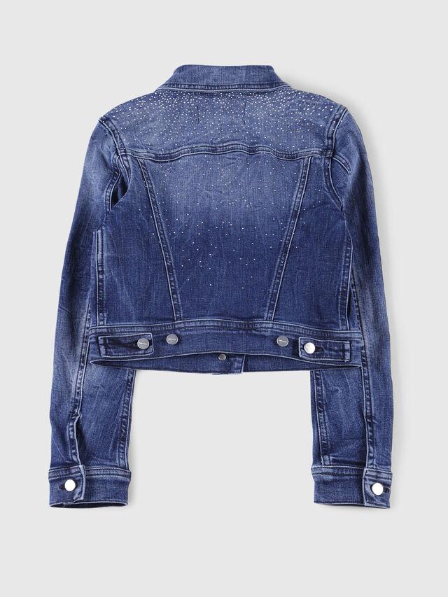 Diesel - JIMBIS, Blue Jeans - Jackets - Image 2