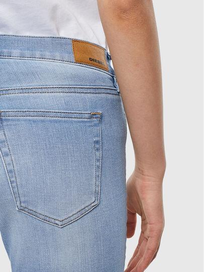 Diesel - D-Ebbey 0095D, Light Blue - Jeans - Image 5
